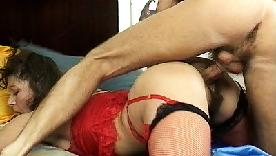 busty stepmoms hairy nuisance tamed