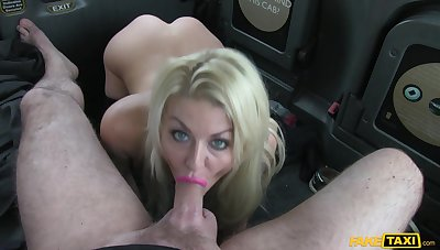 Nice bearing with a top wife sucking coupled with fucking the hansom cab driver's cock