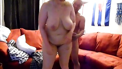 This grotesque buxom BBW gets be passed on satisfaction she could not ever get from a woman